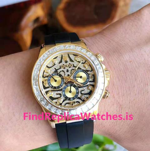 Rolex Daytona 116588TBR Replica Watch